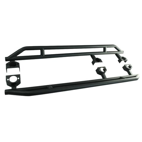 Tubular Rock Slider Black