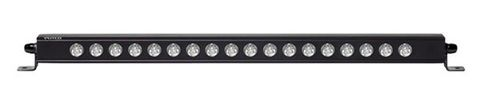 LUMINIX HIGH POWER LED-20IN. LIGHT BAR-18 LED-7200LM-21.63X.75X1.5-INCHES.