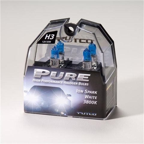 Pure Halogen Headlight Bulbs
