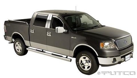 FORD F150 W/KEY PAD XLT/FX4/LARIAT (4 DOOR) DH/MC/TG/HL/TL/FTC EXCEPT FLARESIDE