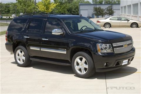 CHEVROLET TAHOE W/SIDE MOLDING DH/FTC/HL/MC/RH/TL/SM/WH