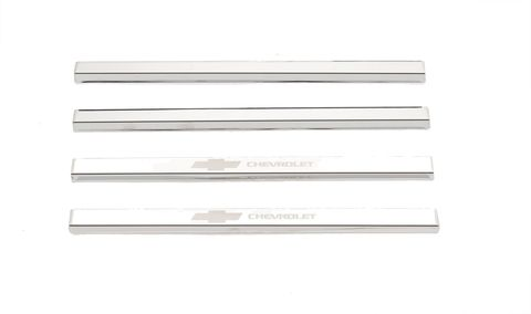 GM Stainless Steel Door Sills