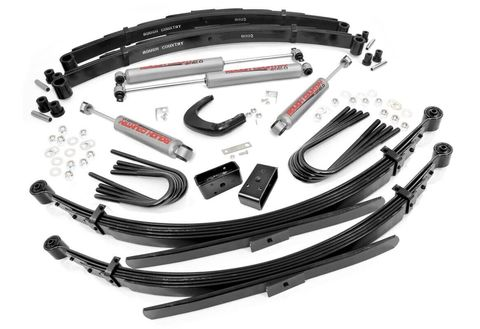 6in GM Suspension Lift System (56in Rear Springs)
