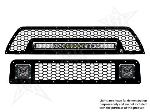 Toyota 4-Runner - 2010-2013 Grille Kit - 2X Dually/D2, 20