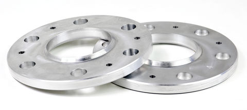 HUB CENTRIC 1/2 WHEEL SPACERS