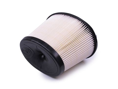 Replacement Filter for S&B Cold Air Intake Kit (Disposable, Dry Media)