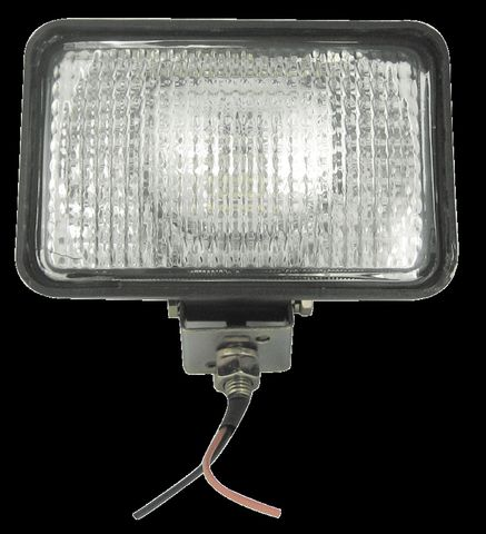 Halogen Flood Lamp; 4 in. x 6 in.; 12V;