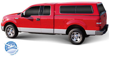 Fiberglass Truck Caps Action Car And Truck Accessories