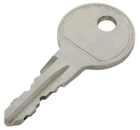 REPLACEMENT KEY, CODE N139