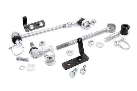 Front Sway Bar Quick Disconnects for 4-6.5-inch Lifts