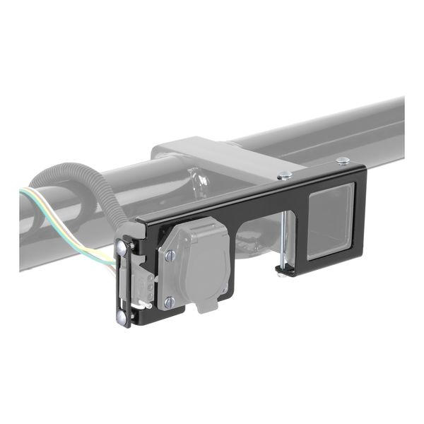 Easy-Mount cket for 4 or 5-Flat/6 or 7-Round (2in ... on tube terminals, tube assembly, tube dimensions, tube fuses,