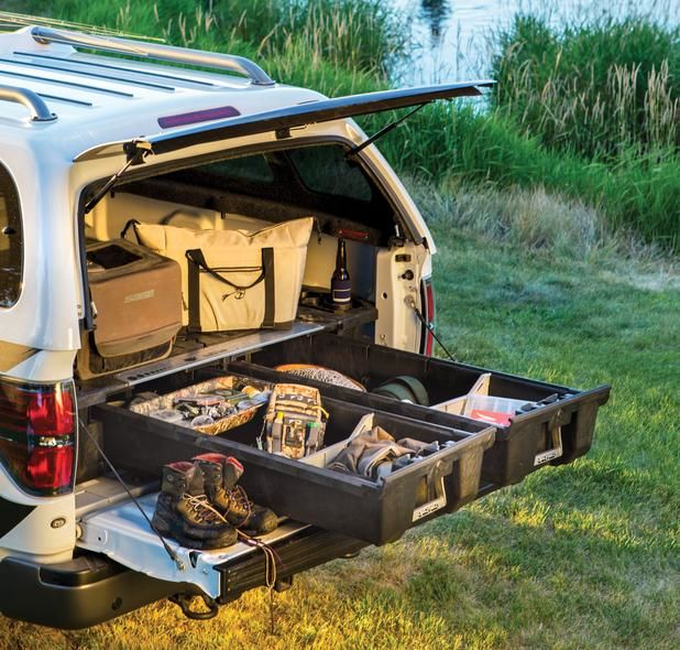 Truck Bed Organizer Ford F150 04 14 5 Ft 6 Inch Decked Dckdf2