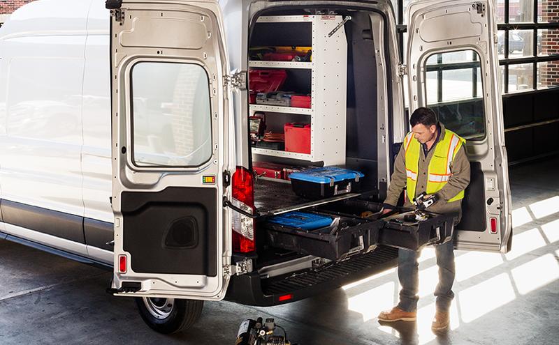 122570a99a62de Cargo Van Storage System 12-Pres Nissan NV 146.1 Inch DECKEDCargo  DividerDecked DCKVNNS11NSNV55