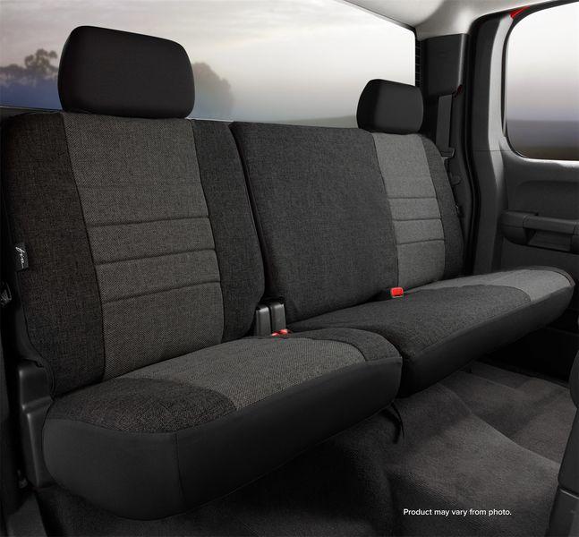 Enjoyable Oe Rear Split Bench Seat Cover Ford F150 11 12 Fiaoe32 Inzonedesignstudio Interior Chair Design Inzonedesignstudiocom