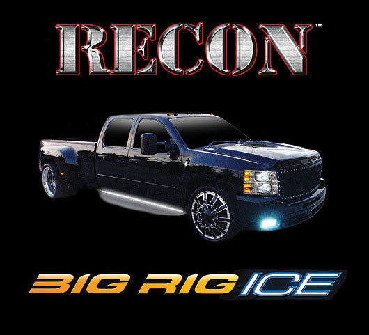 62 Quot Big Rig Ice L E D Running Light Kit Rcn26414x
