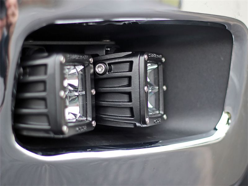 2011-2014 CHEVY 2500/3500 FOG LIGHT MOUT FITS 4 D-SERIES ...