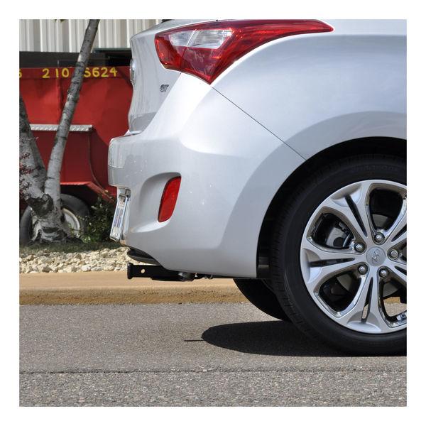CURT 11400 Class 1 Trailer Hitch  1-1//4-Inch Receiver Select Hyundai Elantra GT