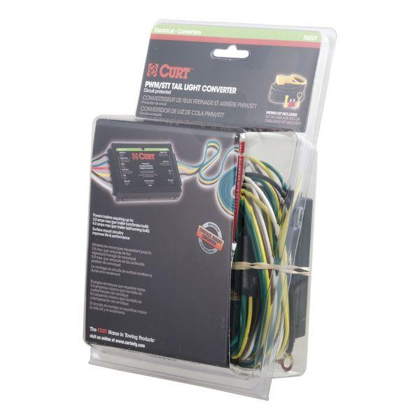 Powered Converter Wiring Kit (15 Amps) | #CUR55152 | Action ... on trailer mounting brackets, trailer brakes, trailer hitch harness, trailer plugs, trailer fuses, trailer generator,