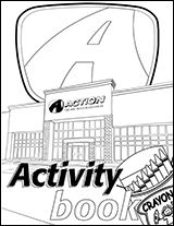 Action Activity Book