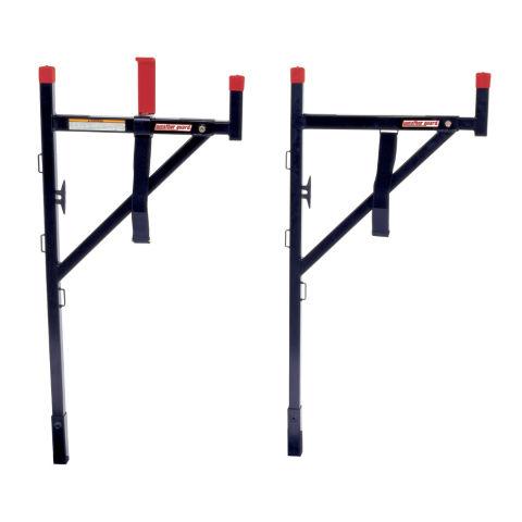 Weather Guard 1919 Side Mount Round Base Ladder Rack
