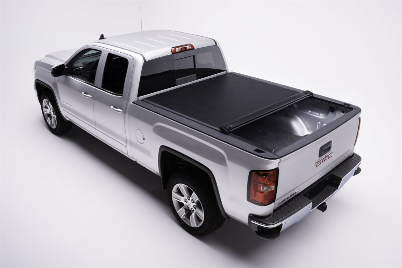 Enthuze Soft Roll Up Tonneau Cover Actent04550414 Action Car And Truck Accessories