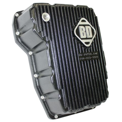 Deep Sump Transmission Pan