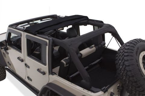 TrailArmor Twill Fast Back Soft Top