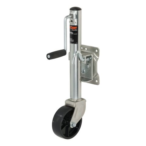 Marine Jack with 6in. Wheel (1;200 lbs; 10in. Travel)
