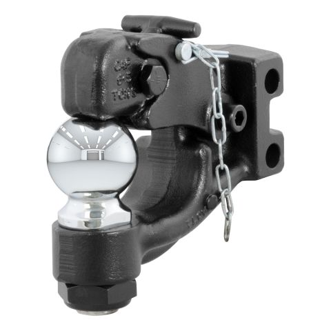 Replacement Channel Mount Ball/Pintle Combination (2-5/16in. Ball; 20;000 lbs.)