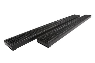 Running Board; Rough Step