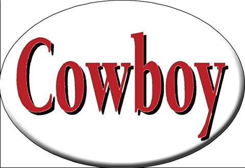 Knockout 412H Save a Bull Ride a Cowgirl Hitch Cover Ride a Cowgirl/' Hitch Cover