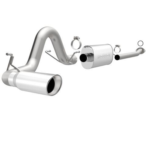 MF Series Stainless Cat-Back System