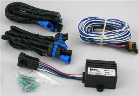 ADAPT HARNESS DRL MOD KIT-GMC '03