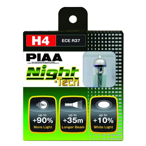 H4/9003/HB2 Night-Tech Replacement Bulb