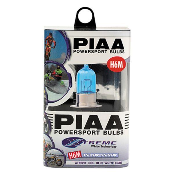 PIAA 70023 H6M Xtreme White Plus Halogen Bulb