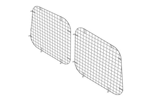 Window Grill Set, Savana/Express Rear