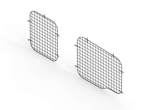 Window Grill - Set, Rear, ProMaster City