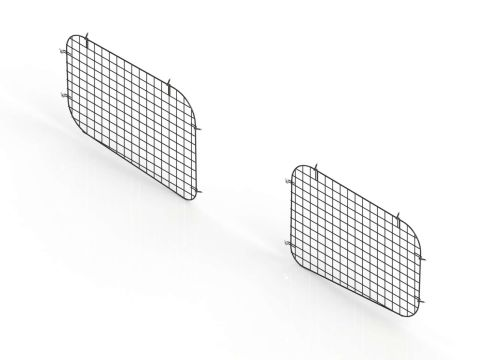 Window Grill- Set, Sides, ProMaster City