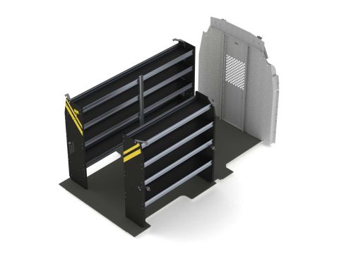 Contractor Van Shelving Package, Ford Transit High Roof