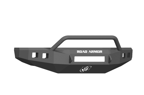 Front Stealth NON-Winch Bumper, Pre-Runner Guard, Satin Black