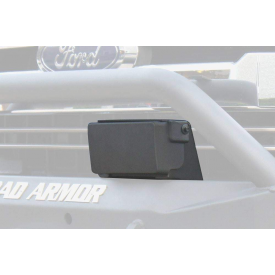 17-19 FORD F-150 F-2/3/4/550 Stealth Front Bumper Accessory Adaptive Cruise Control Module - Texture Blac