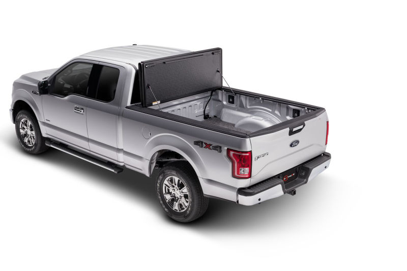 Enthuze R Series Hard Folding Tonneau Cover Actent02012 Action Car And Truck Accessories