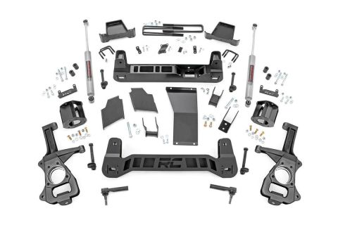 6in GMC Suspension Lift Kit (2019 GMC 1500 PU 4WD)