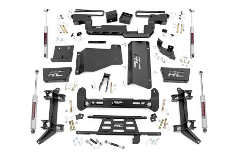 6in GM Suspension Lift Kit (88-00 K2500/3500 PU 4WD)