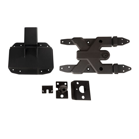 Spartacus HD Tire Carrier, Kit, 18-20 Jeep Wrangler JL