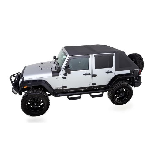 Trailview Frameless Soft Top