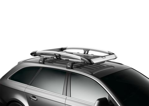 Trail Roof Cargo Basket