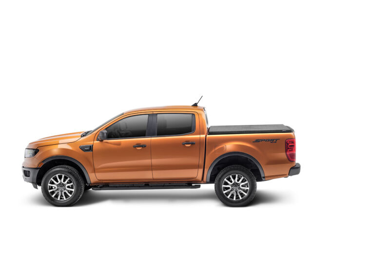 TruXedo 531001 fits 2019 Ford Ranger 5 Lo Pro Soft Roll Up Truck Bed Tonneau Cover