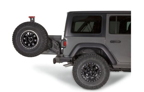 Spare Tire Carrier; Elite Series