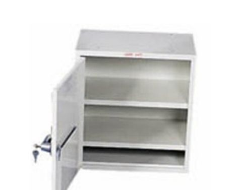 Lockable Cabinet, 2 Shelf